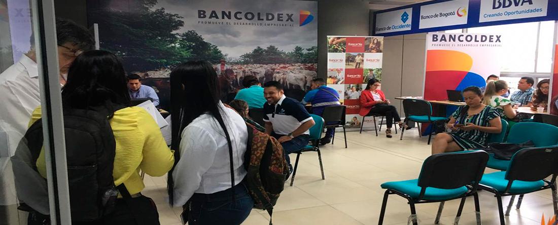 Balance positivo deja Bancóldex al cierre de su rueda financiera en Villavicencio