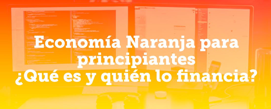 Webinar economía naranja