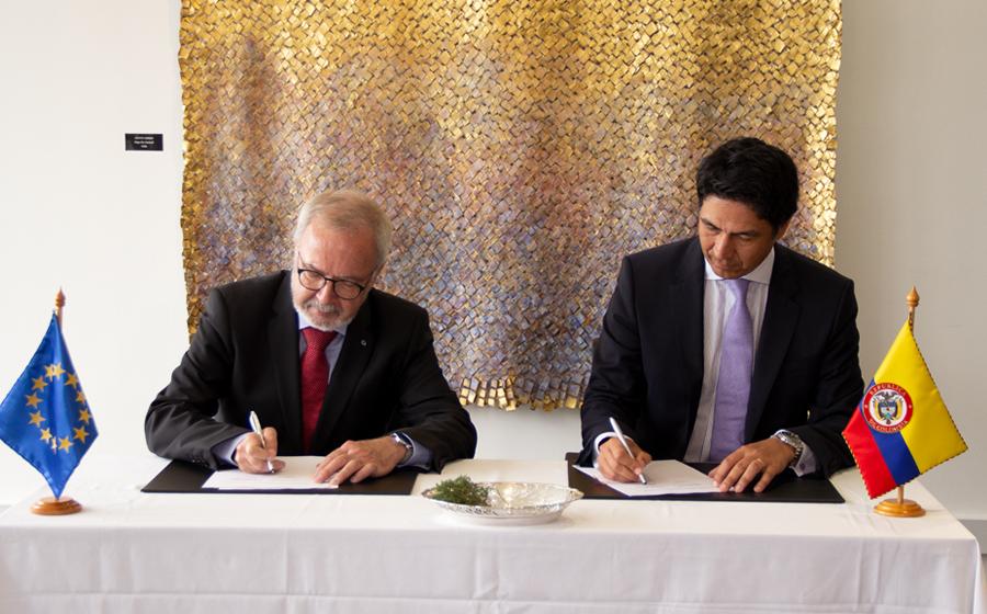 Acuerdo European Investment Bank