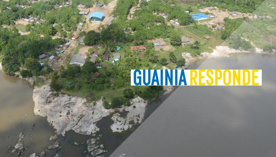 GUAINÍA Responde
