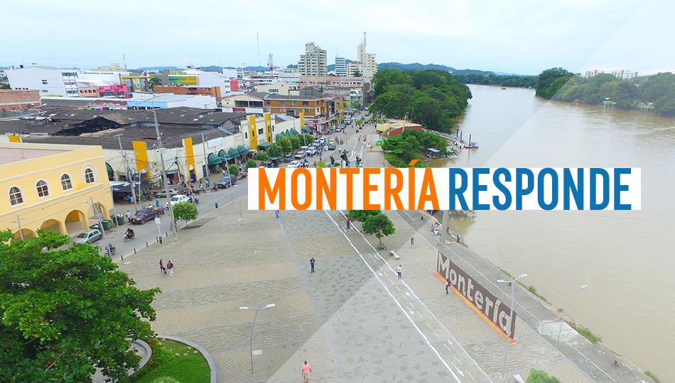 Monteria Responde