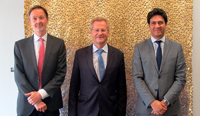 Bancóldex suscribió contrato de crédito con el Banco de desarrollo de Alemania - KFW