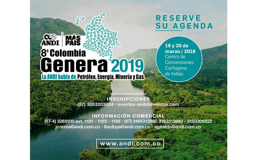 8° Colombia Genera